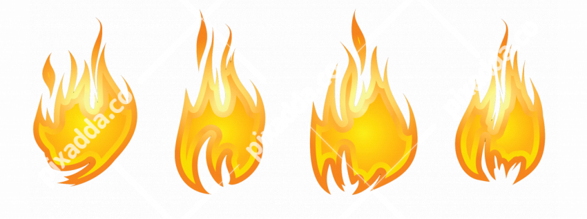 heat light flame PNG