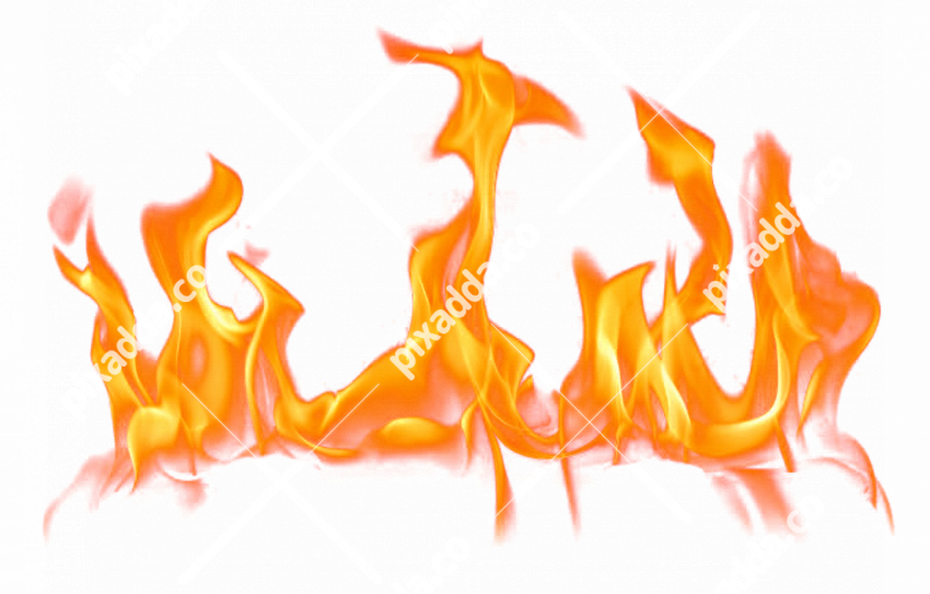 Fire Flame PNG Transparent Background