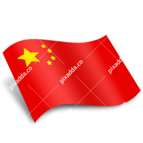 China Flag Free Download PNG