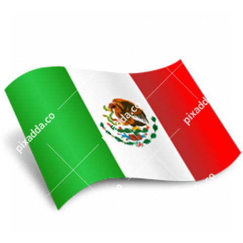Mexico Flag PNG Image