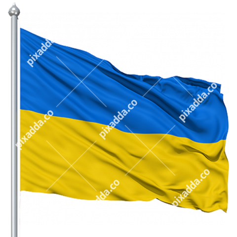 Ukraine Flag PNG HD
