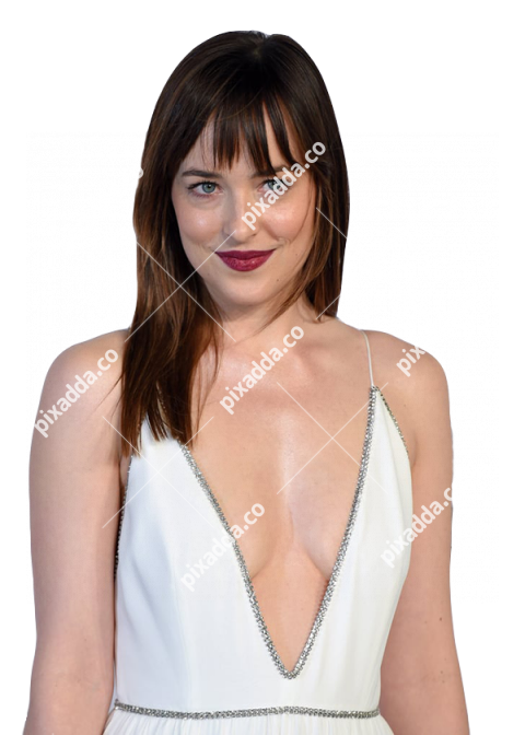 dakota johnson transparent background