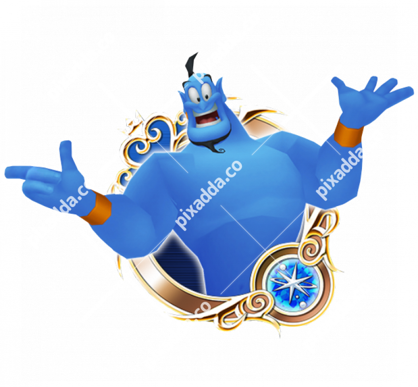 Genie PNG Pic