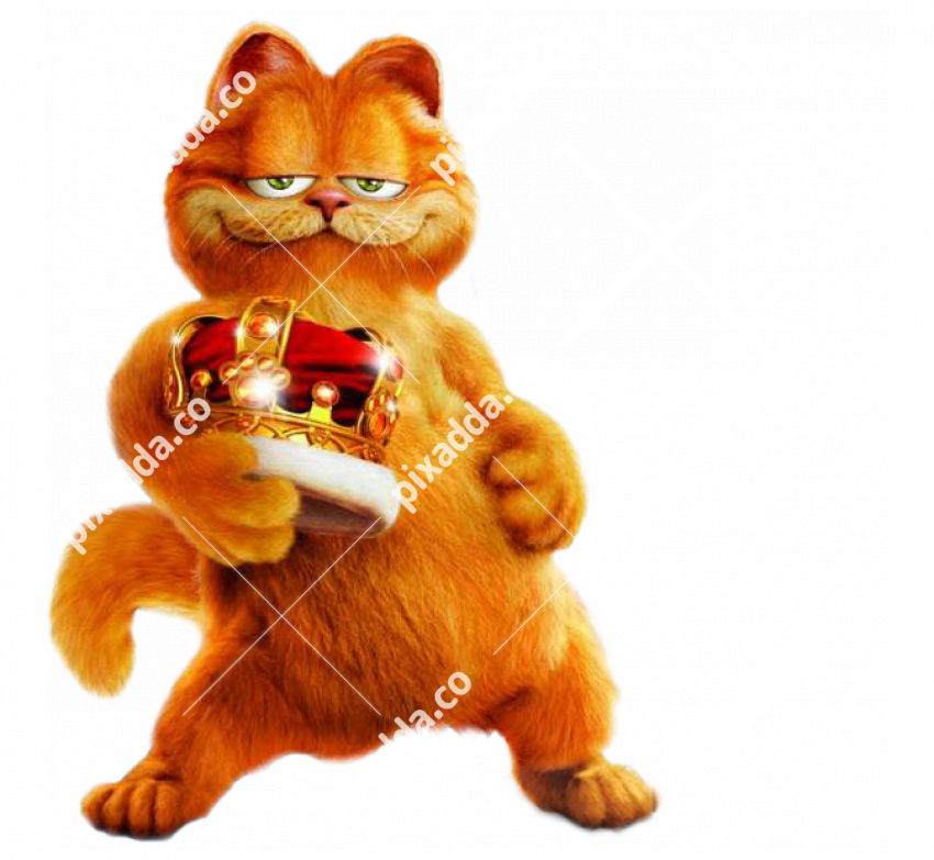 Garfield The Movie PNG Clipart