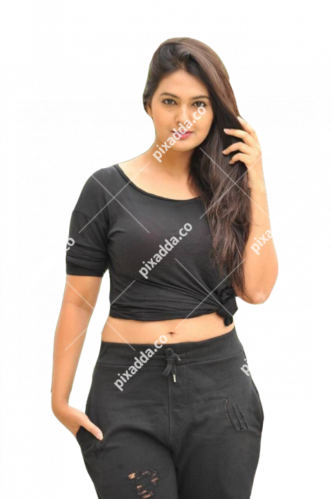 hd girl png image download transparent