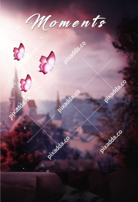 Butterfly Dark Well  New Picsart Photo Editing Background 2021