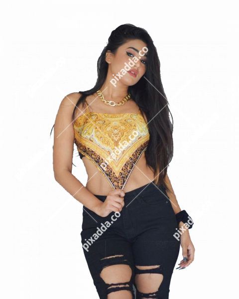 Hot Indian Model Transparent PNG