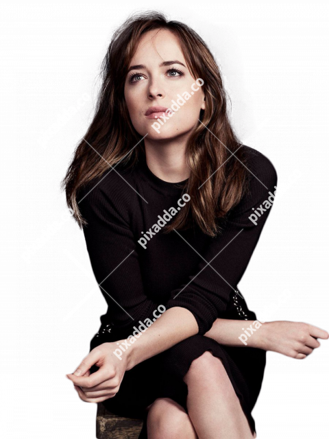 dakota johnson png free download