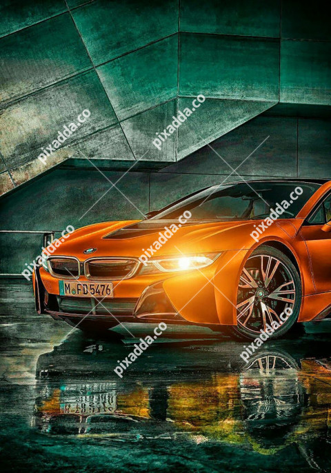 BMW Car background for Picsart Editing