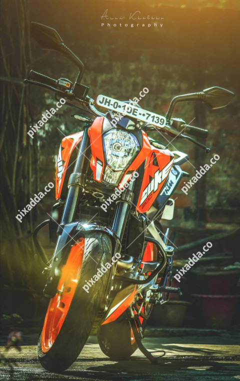 KTM Duke CB Picsart Photo Editing Background