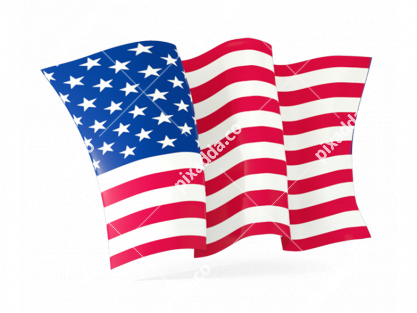America Flag Download PNG