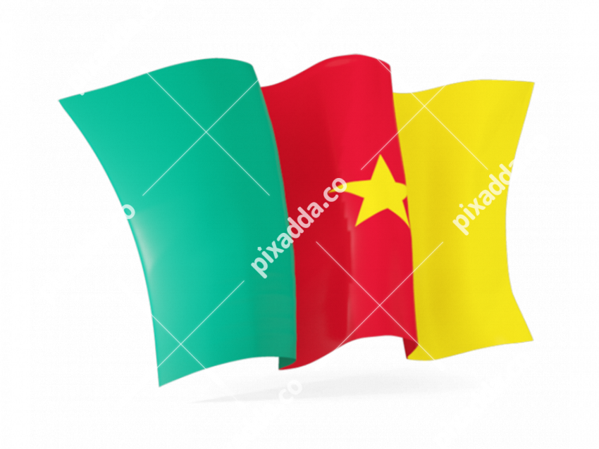 Cameroon Flag PNG