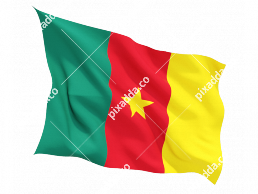 Cameroon Flag Free Download PNG