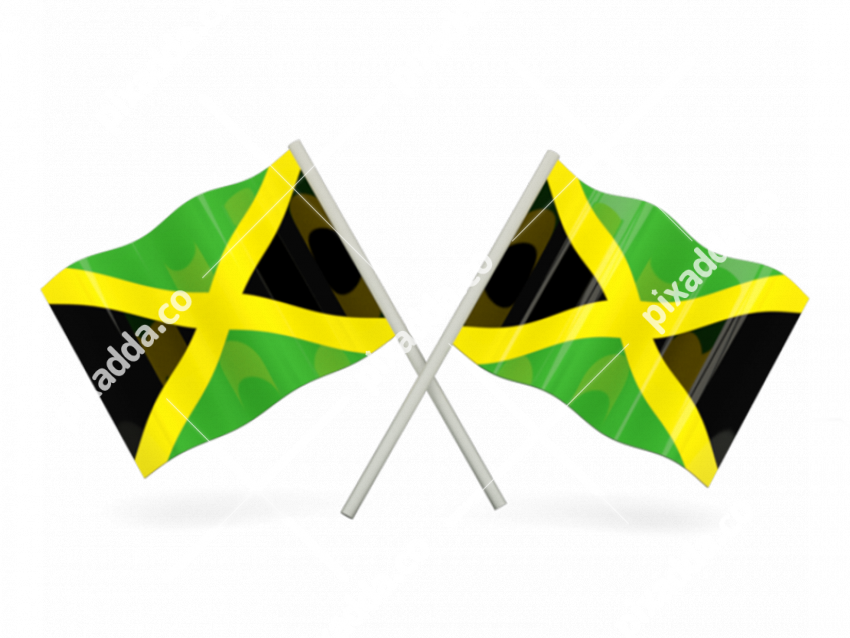 Jamaica Flag Download PNG