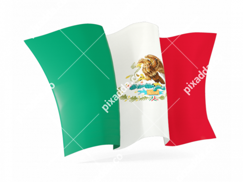 Mexico Flag Transparent
