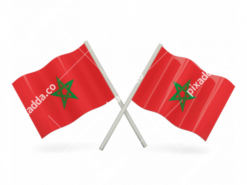 Morocco Flag PNG File