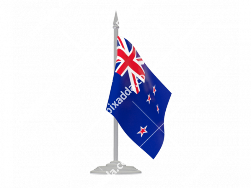 New Zealand Flag Free PNG Image
