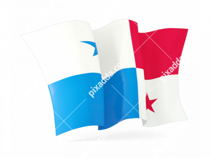 Panama Flag PNG Picture