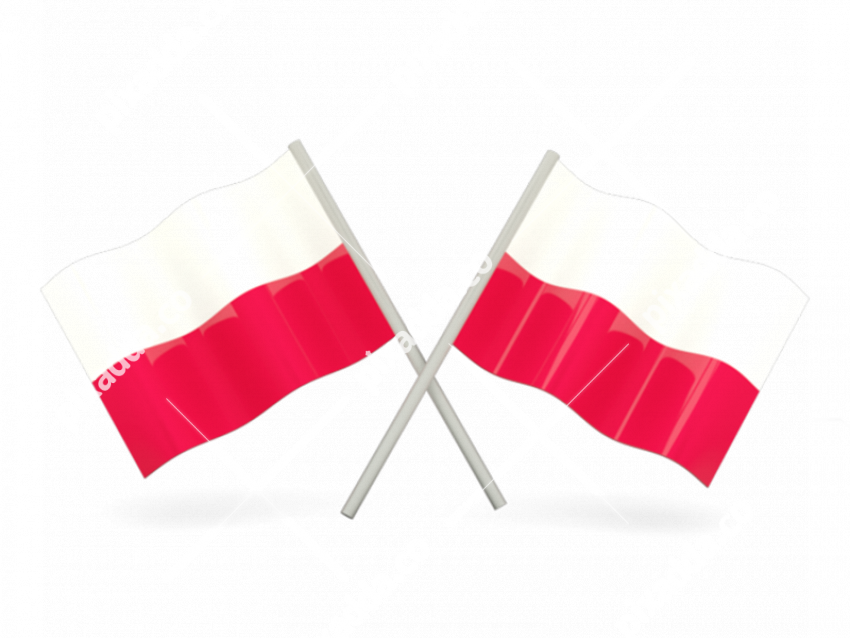 Poland Flag PNG Clipart