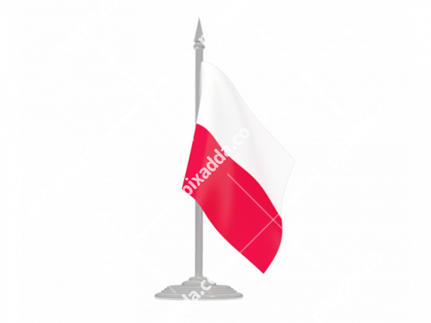 Poland Flag Free PNG Image