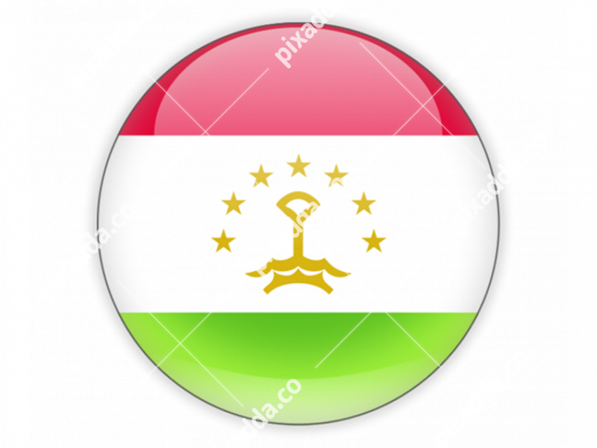 Tajikistan Flag Transparent