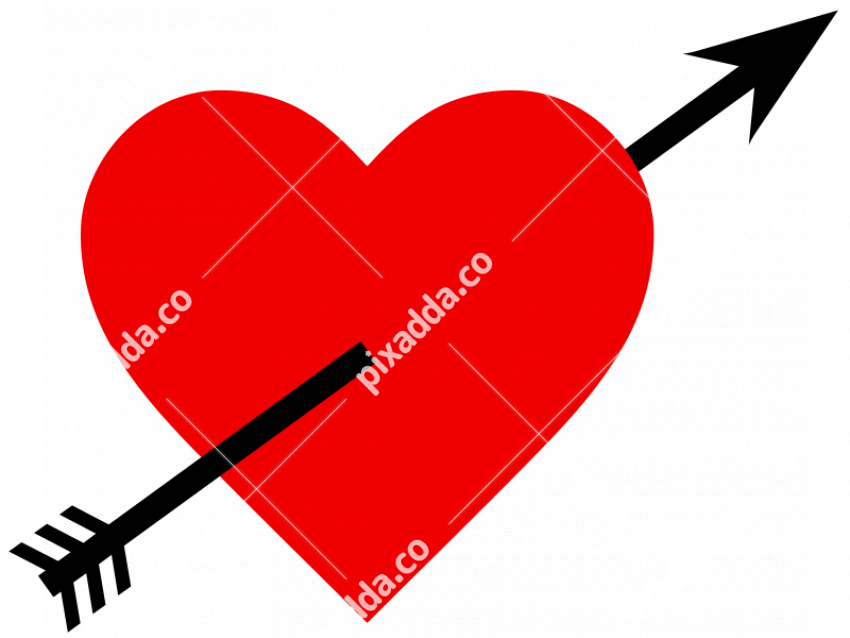 Heart Love PNG Image