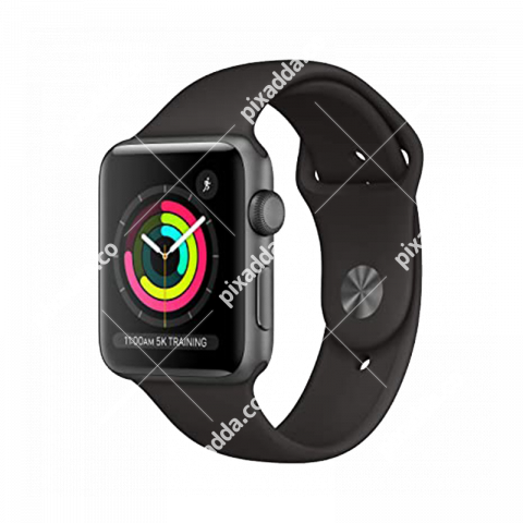 black apple watch png transparent image