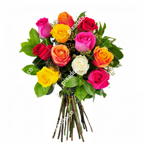 bouquet of flower png transparent image hd