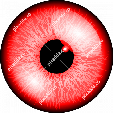 eye red png transparent image