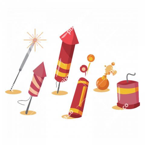 diwali crackers png high quality image firecrackers png