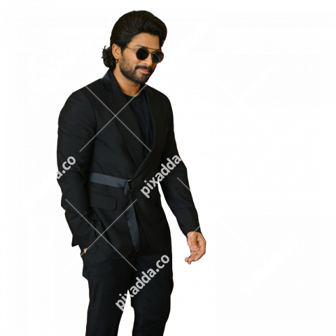 allu arjun png photo