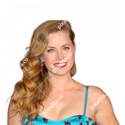amy adams transparent background