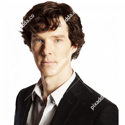 Benedict Cumberbatch transparent picture