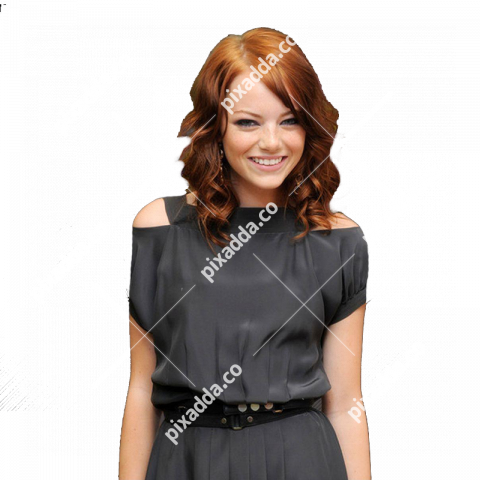 Emma Stone png pic