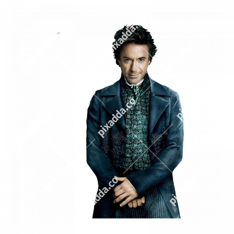 robert downey jr transparent background