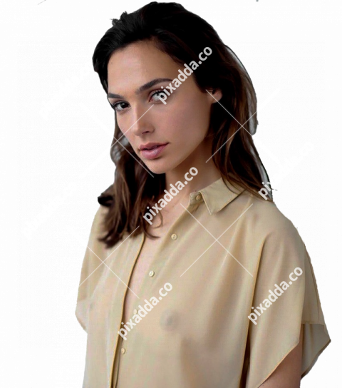 gal gadot transparent background