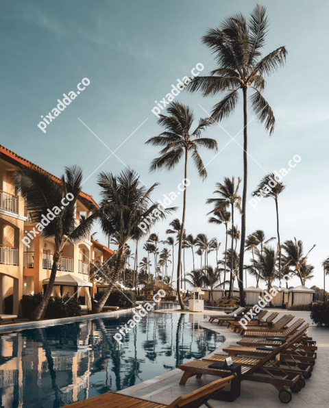 resort picsart editing background