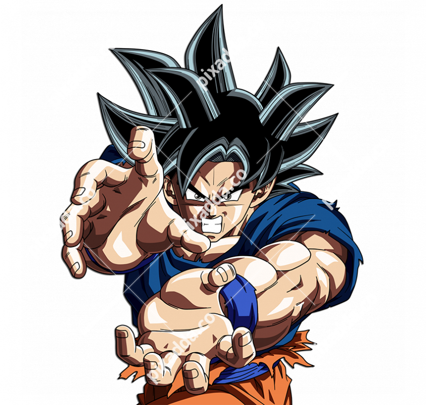 Kamehameha Dragon Ball PNG Transparent