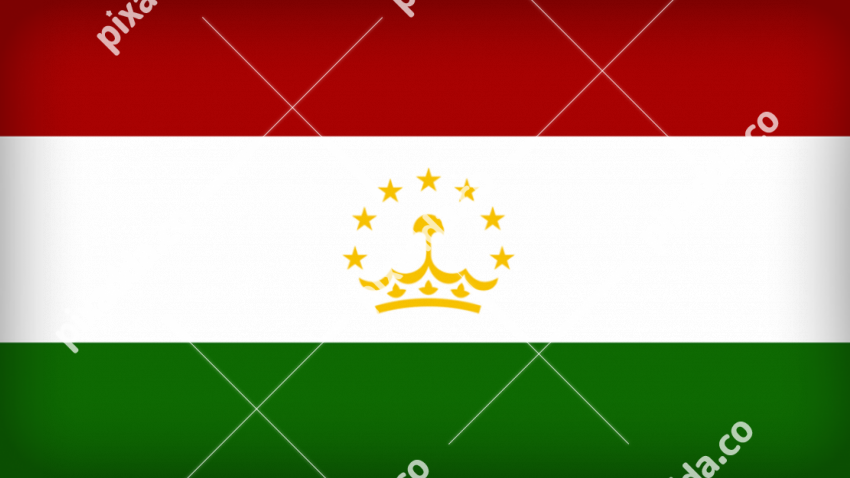 Tajikistan Flag Free Download PNG