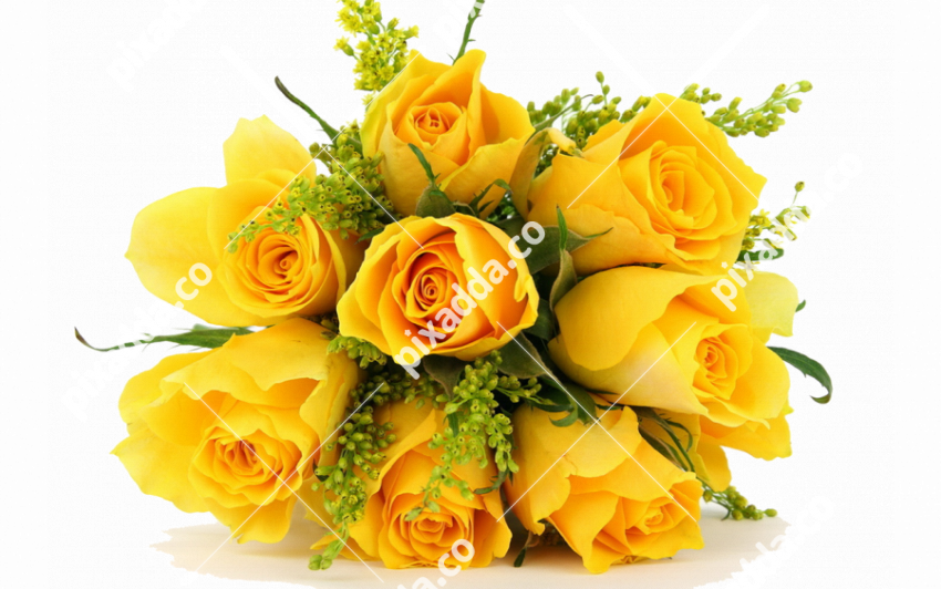 Bouquet Flower PNG Free Image