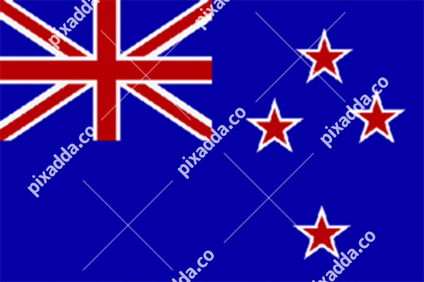 New Zealand Flag PNG File