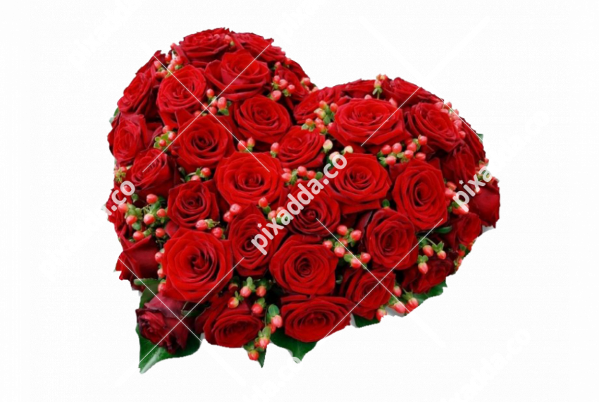Rose Bouquet Transparent Image