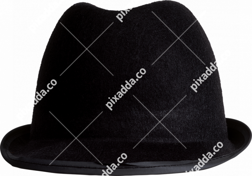 black hat png transparent image