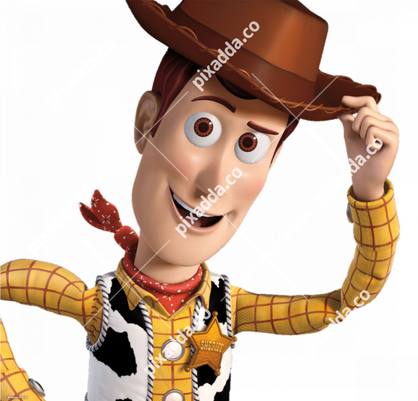 Toy Story Woody PNG Clipart transparent background
