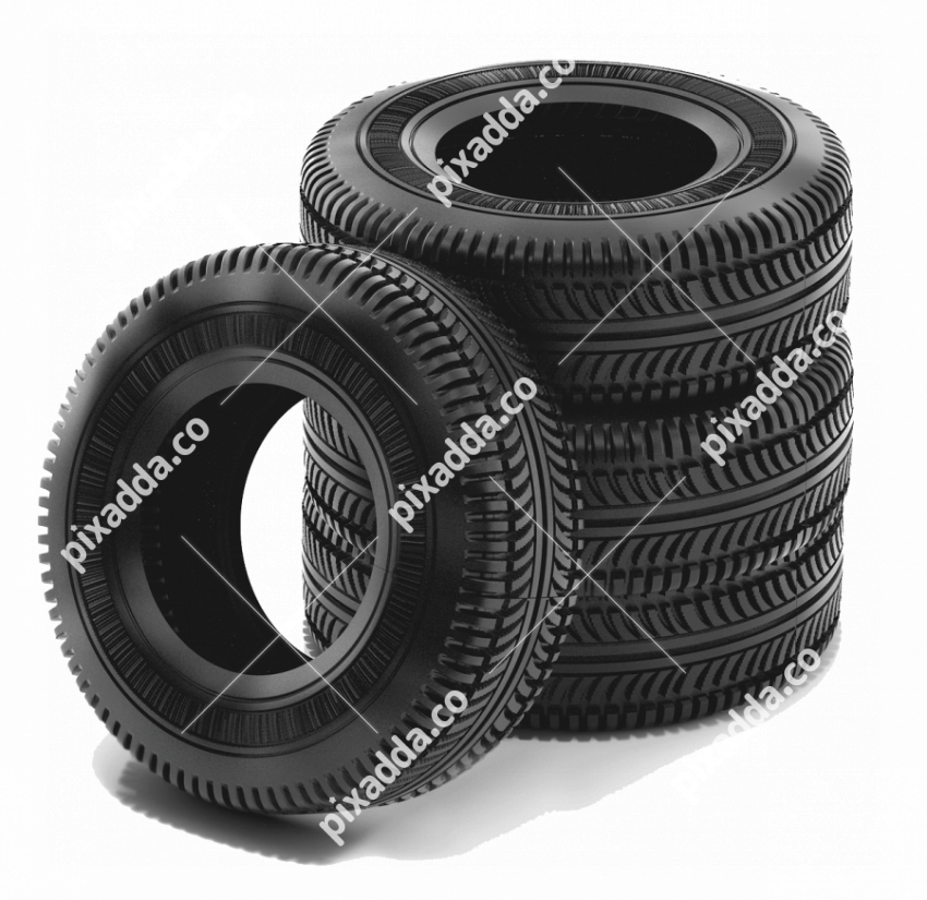 multiple tires