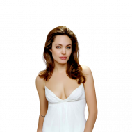 angelina jolie transparent background