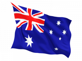 Australia Flag Free Download PNG