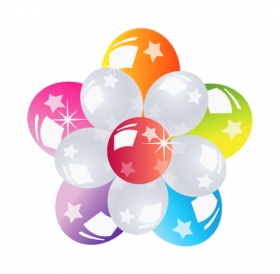 balloons png transparent image
