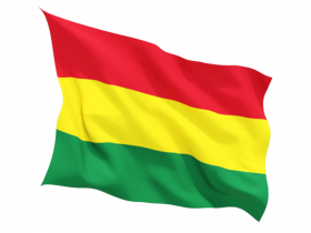 Bolivia Flag PNG Picture