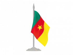 Cameroon Flag PNG Image